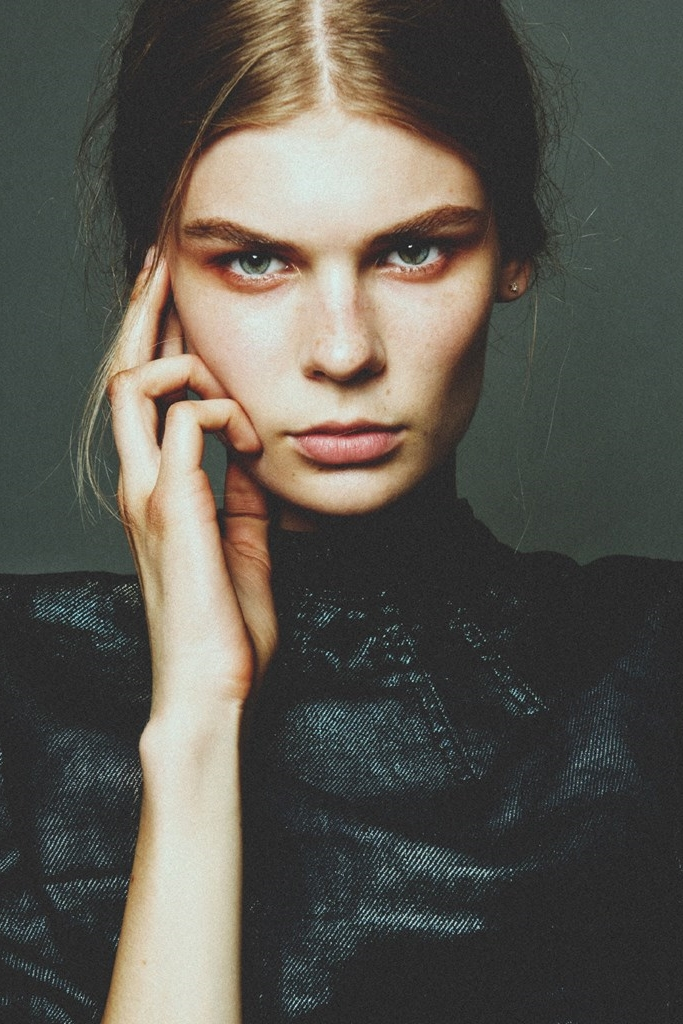 Alexandra Elizabeth First Face for: Erdem, Victoria Beckham