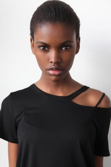 Amilna Estevao First Face for: Rag & Bone