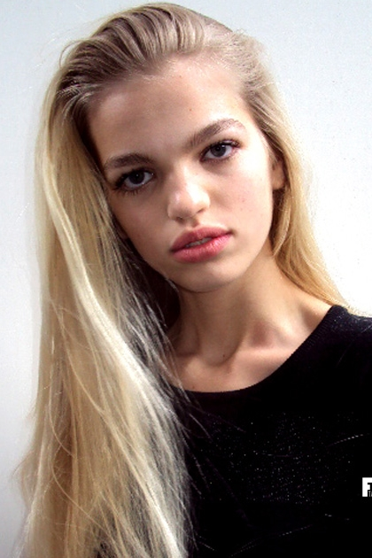 Daphne Groenveld First Face for: Tom Ford