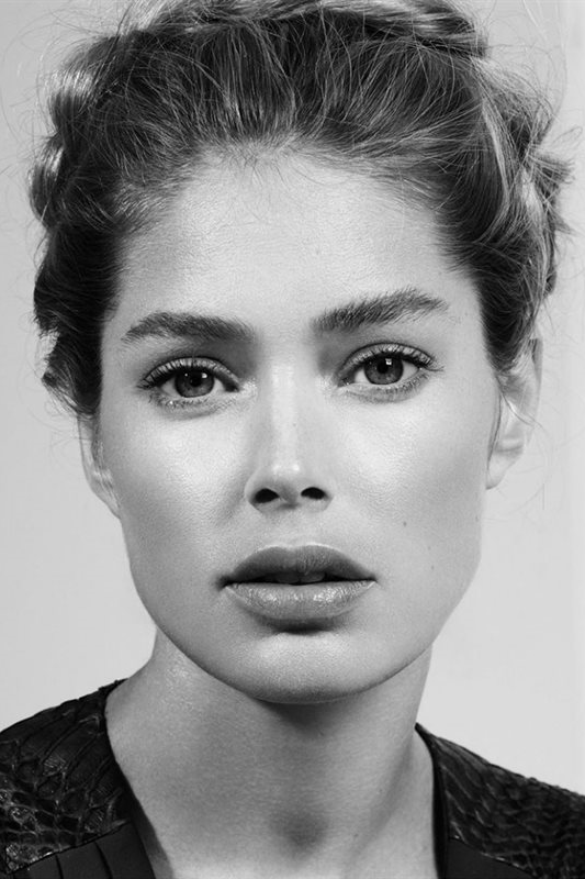 Doutzen Kroes First Face for: Fendi