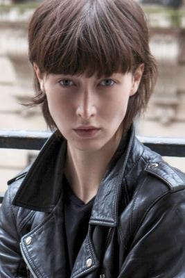 Shelby Furber First Face for: Yohji Yamamoto