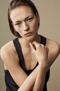 Sophia Ahrens First Face for: BCBG Max Azria, Marni, Narcisso Rodriguez