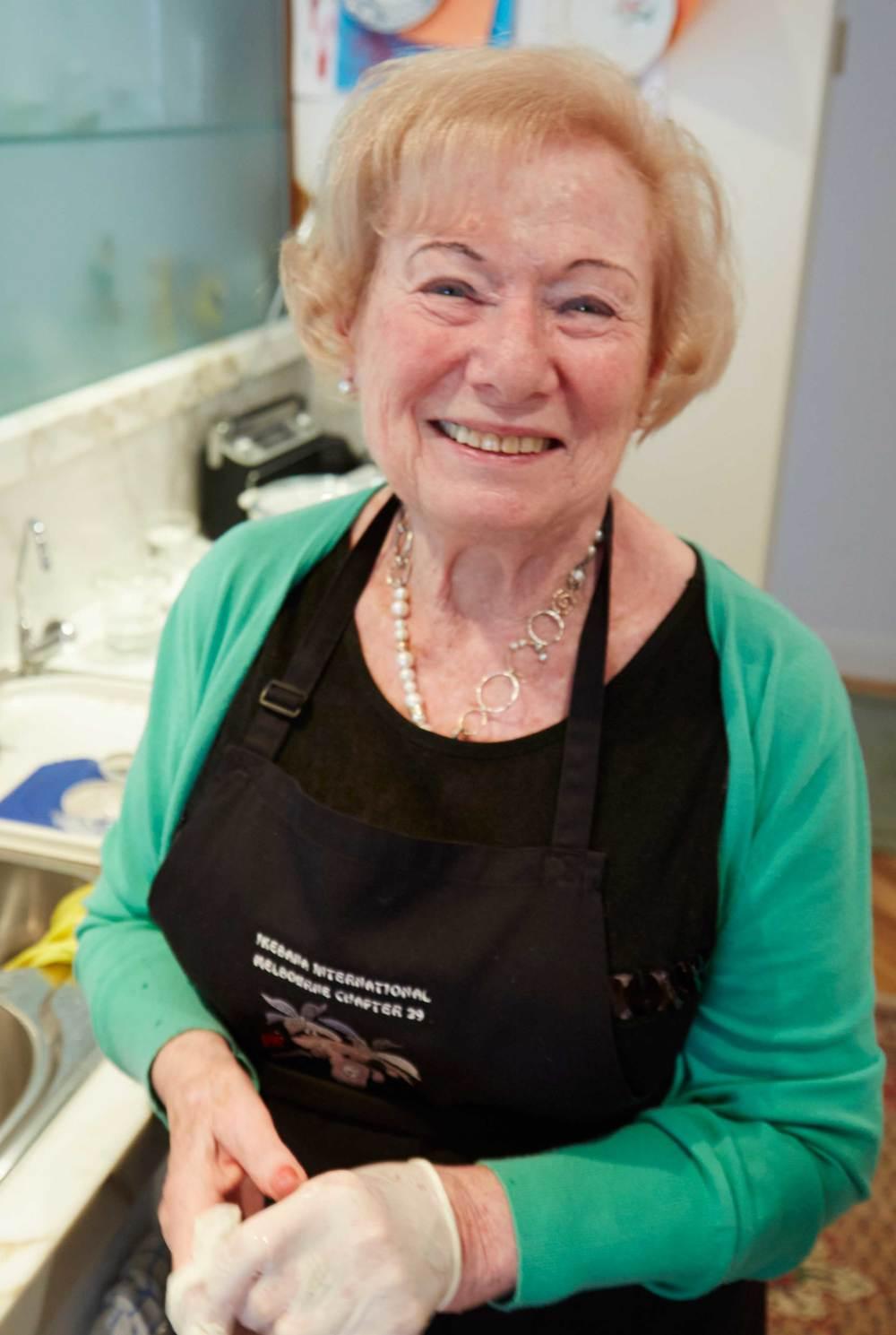 Ruth Hampel
