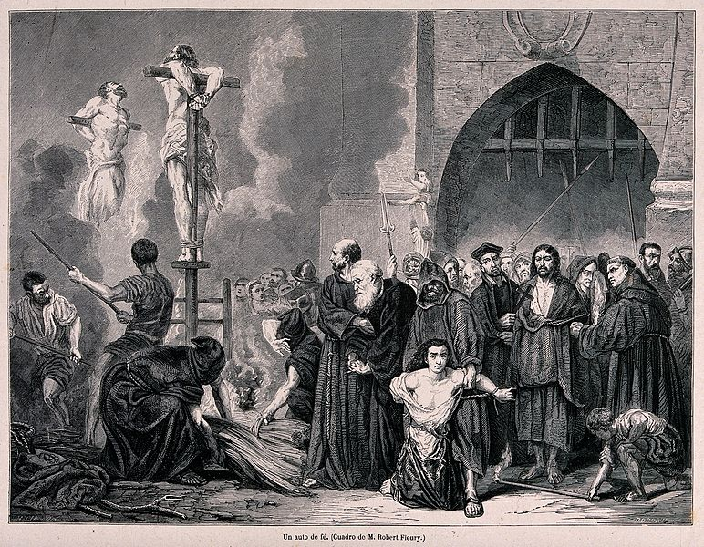 An_auto-da-fé_of_the_Spanish_Inquisition_and_the_execution_o_Wellcome_V0041892.jpg