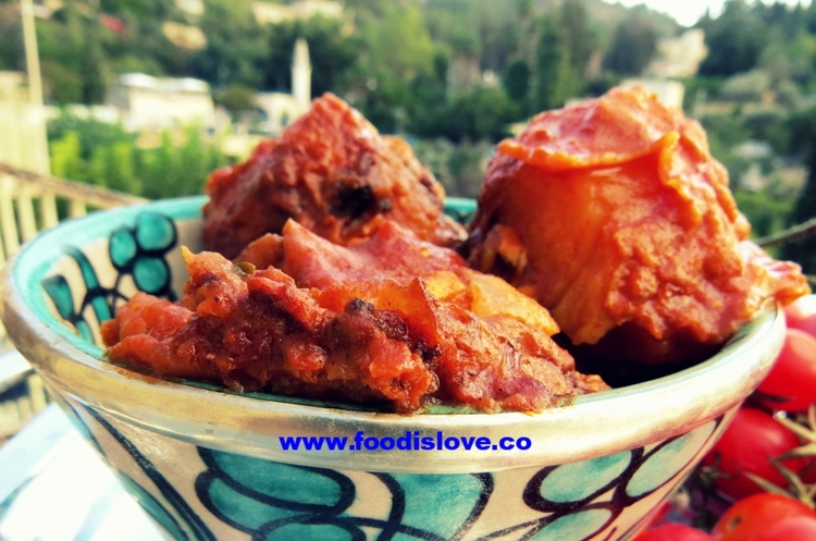 Blog post food is love in libya they use eggplant and potatoes and stew in a tomato sauce in greece they use cauliflower and stew in a lemon sauce both are delicious and same forumfinder Choice Image
