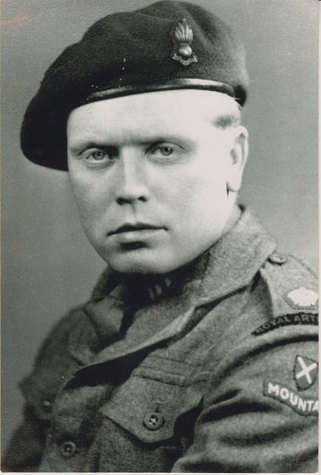 Major Ted Ruston, 1915- 2014