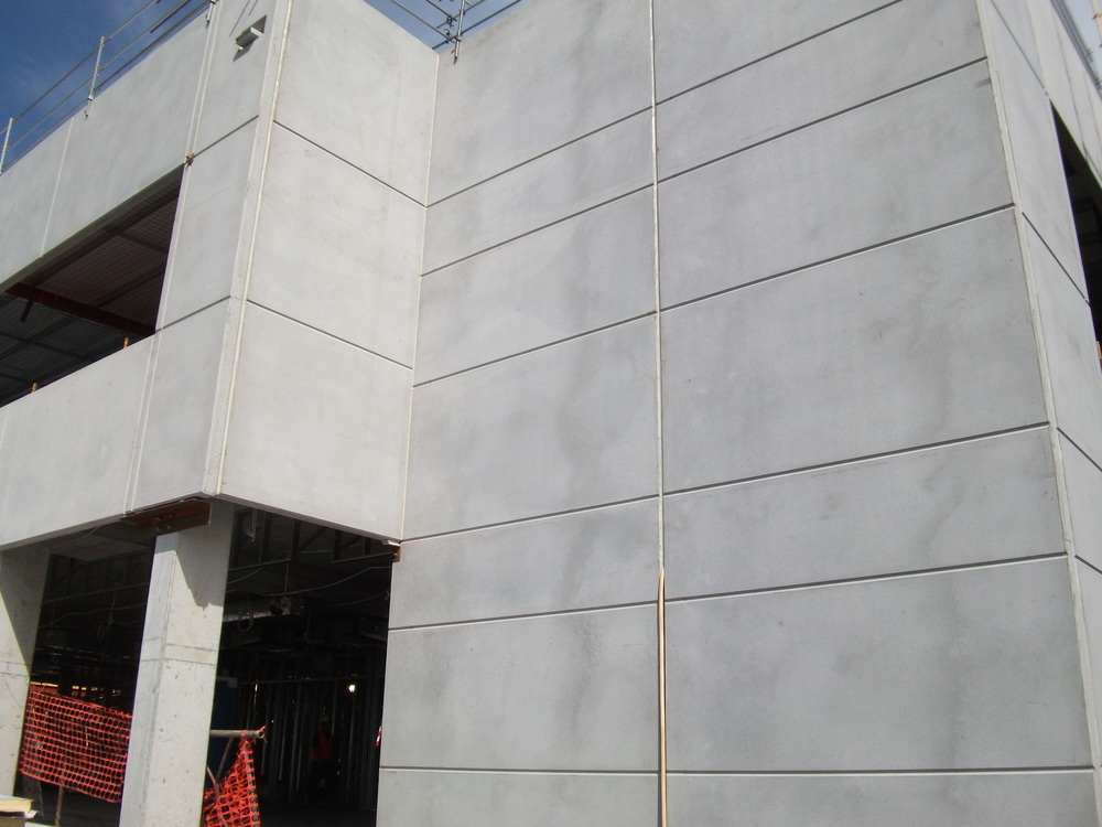 Concrete Building Panels : Precast concrete panels — cia