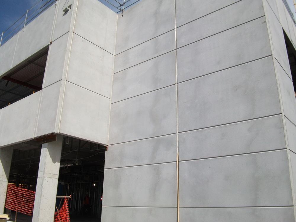 Precast Concrete Cladding Sheets : Precast concrete panels — cia