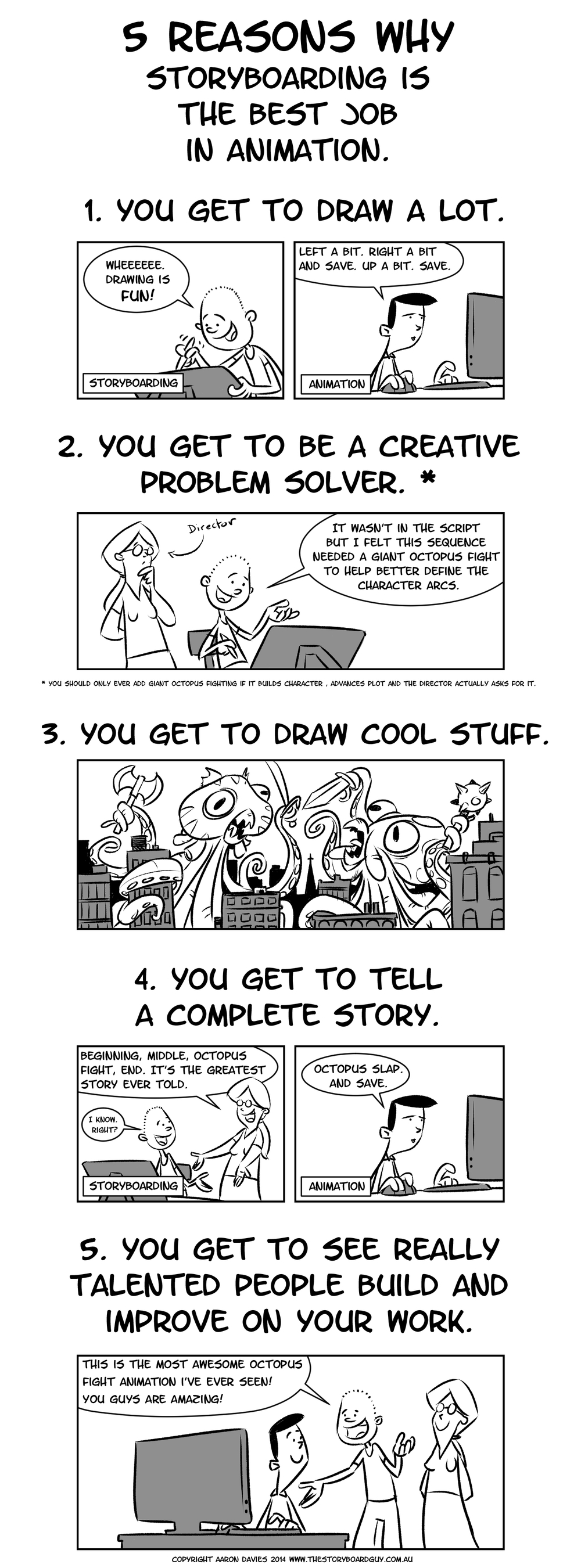 5 reasons storyboarding is the best