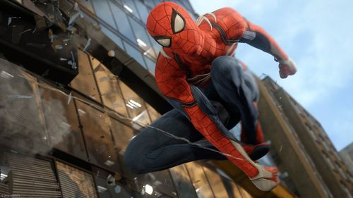 Games such as Marvel's Spider-Man will be playable on Sony's next-gen console