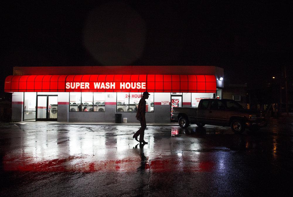 Super Wash House