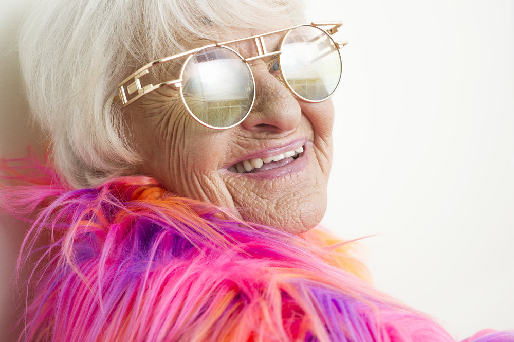 Instagram personality Baddie Winkle, for the Knoxville News Sentinel