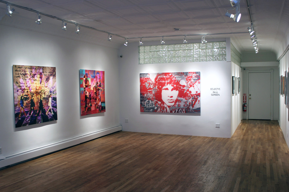 ECLECTIC - INSTALLATION VIEW