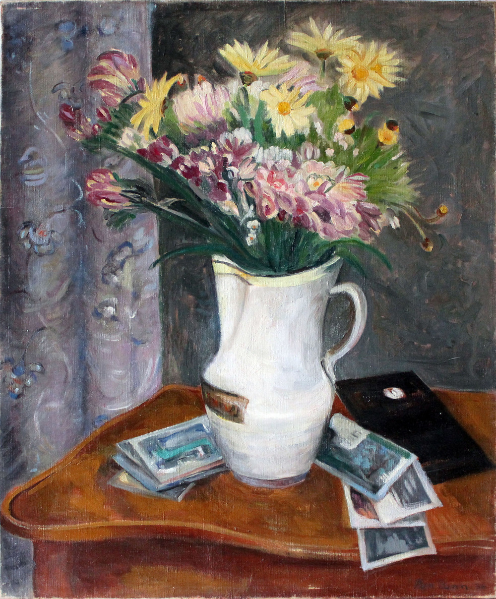 Still Life with Flowers, 1936