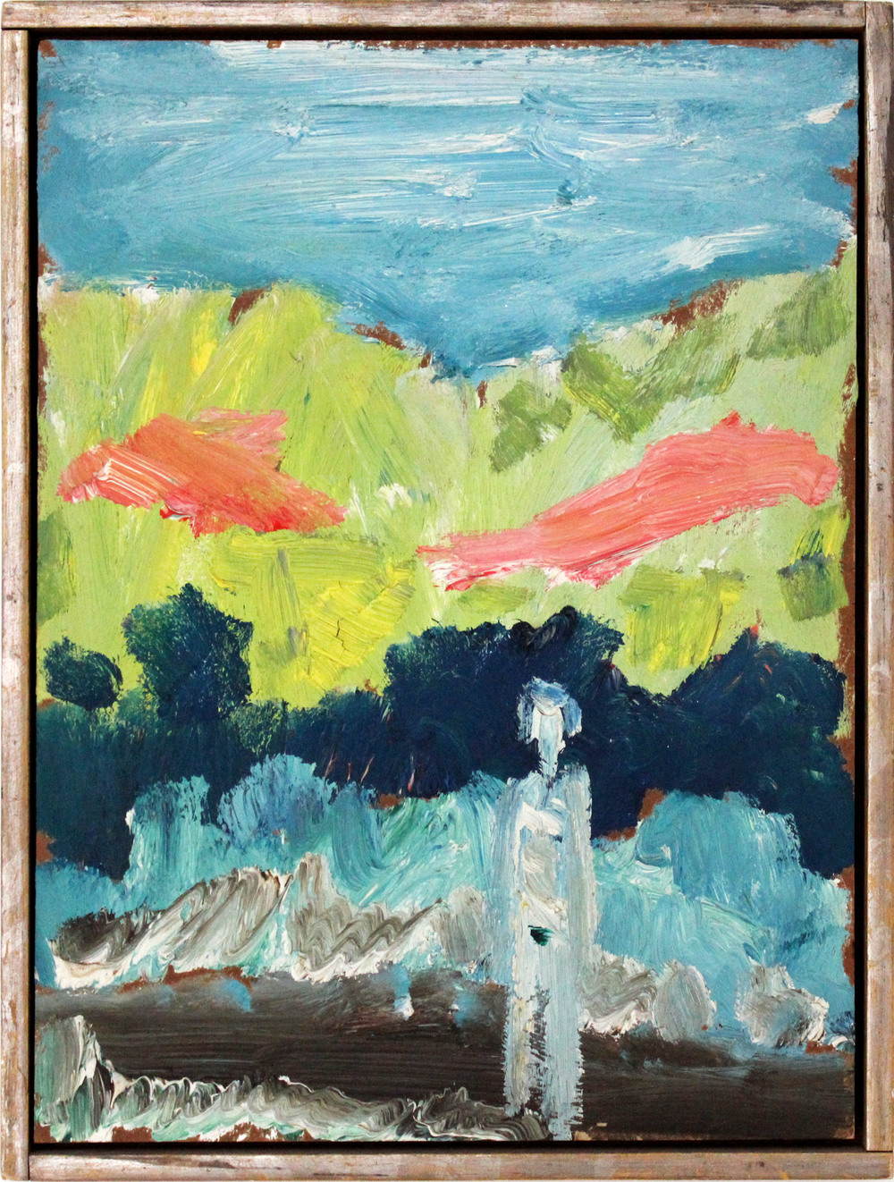 Figure in a Landscape, 20th Century