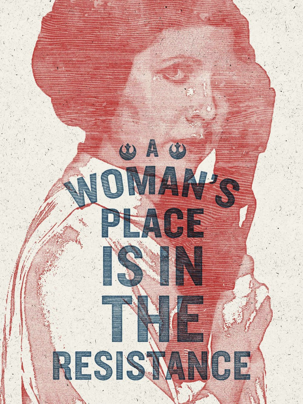 Protest Poster from ladieswhodesign.com
