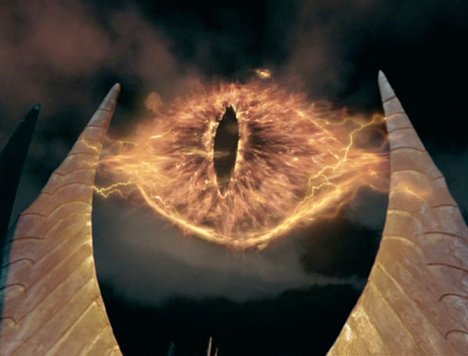 Sauron knows.