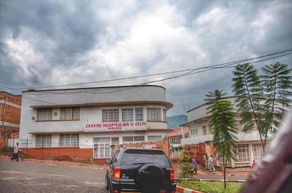 Bukavu Hospital