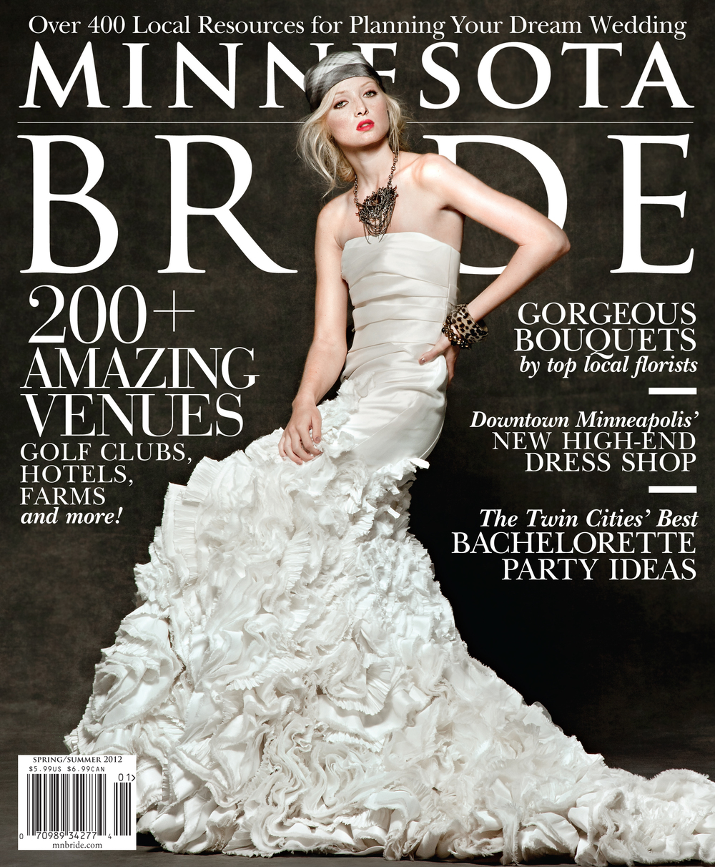 Minnesota Bride, Spring 2012