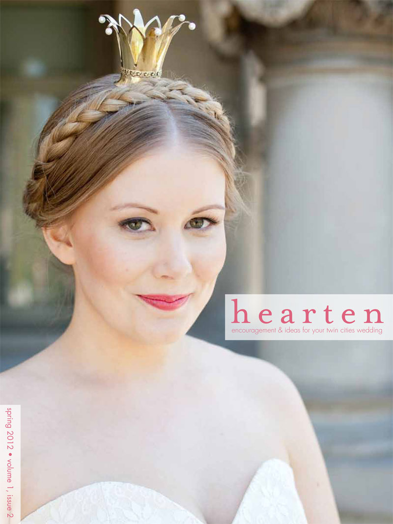 Hearten Magazine, Spring 2012