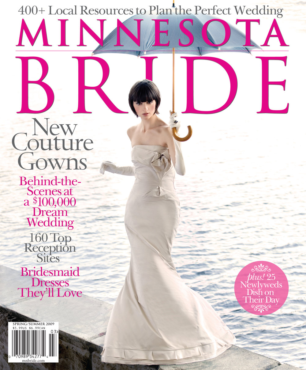 Minnesota Bride, Spring 2009