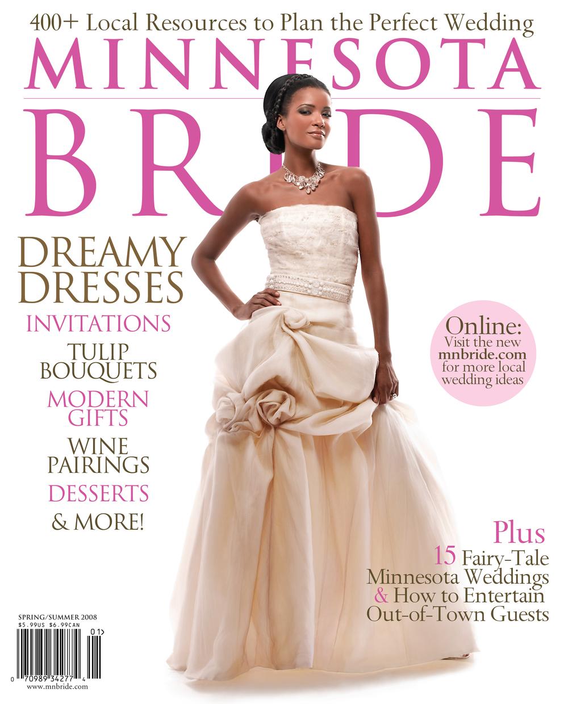 Minnesota Bride, Spring 2008