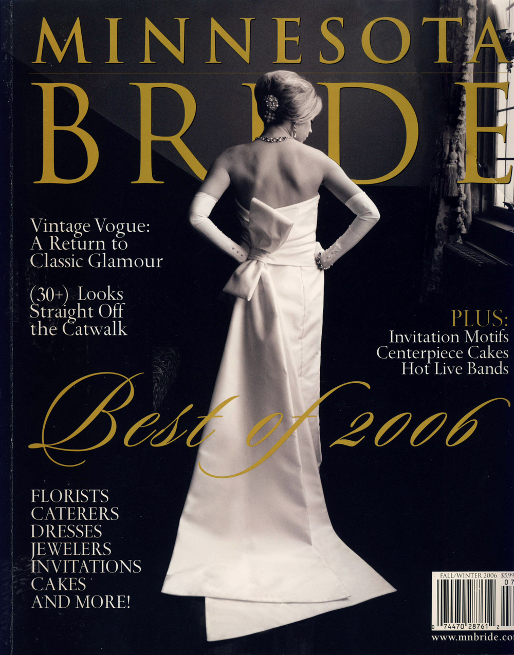 Minnesota Bride, Fall/Winter 2006