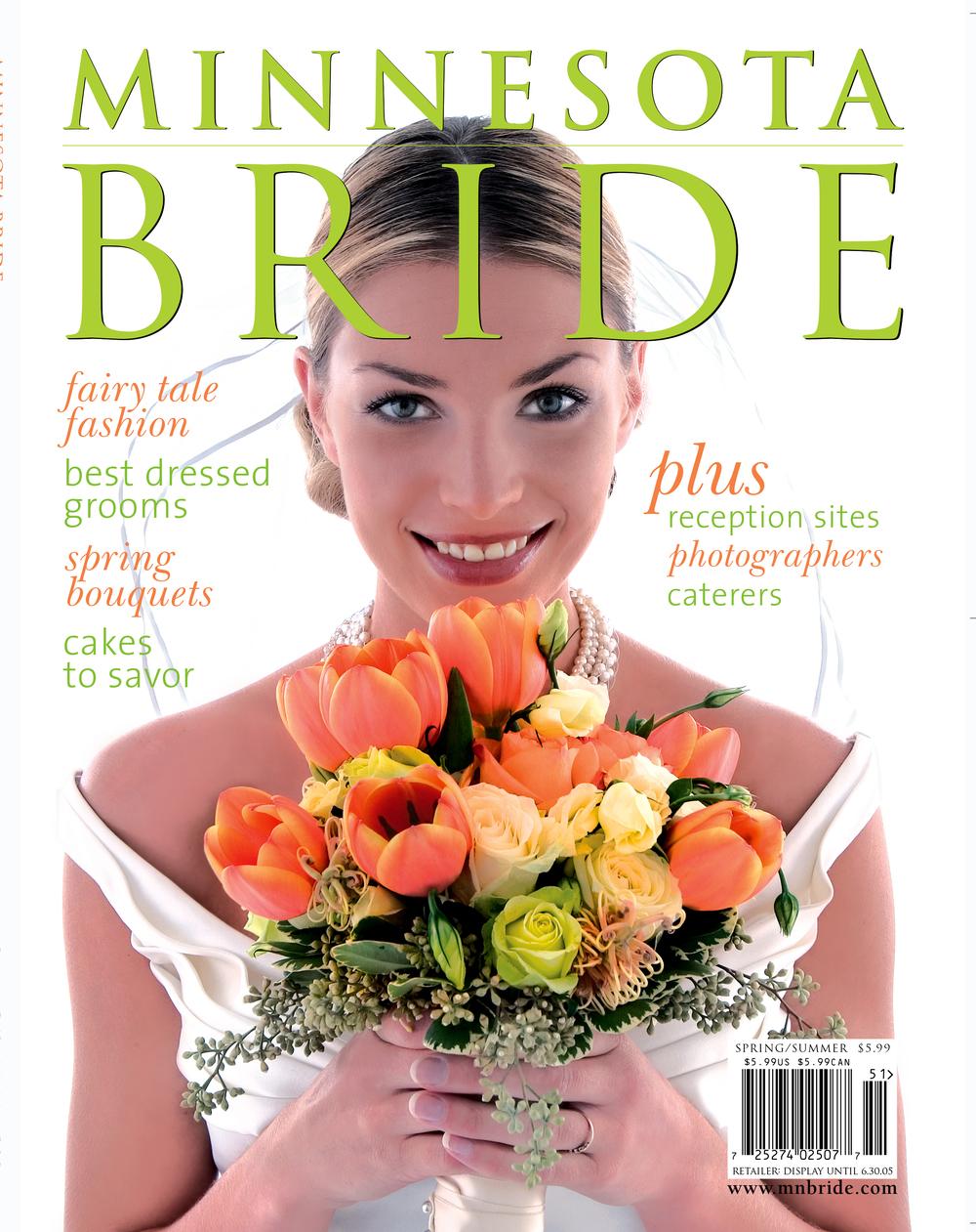 Minnesota Bride, Spring 2005