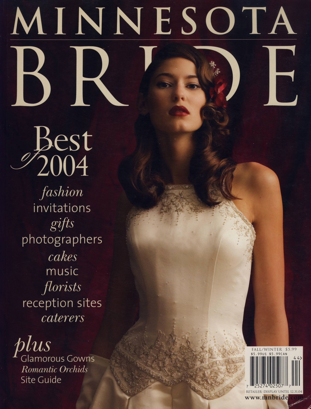 Minnesota Bride, Fall/Winter 2004