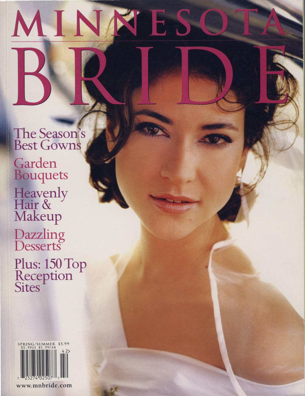 Minnesota Bride, Spring 2004