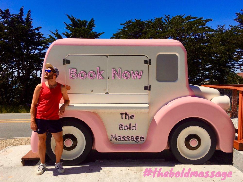 Gherkin's Sandwich Shop, Montara, California #theboldmassage