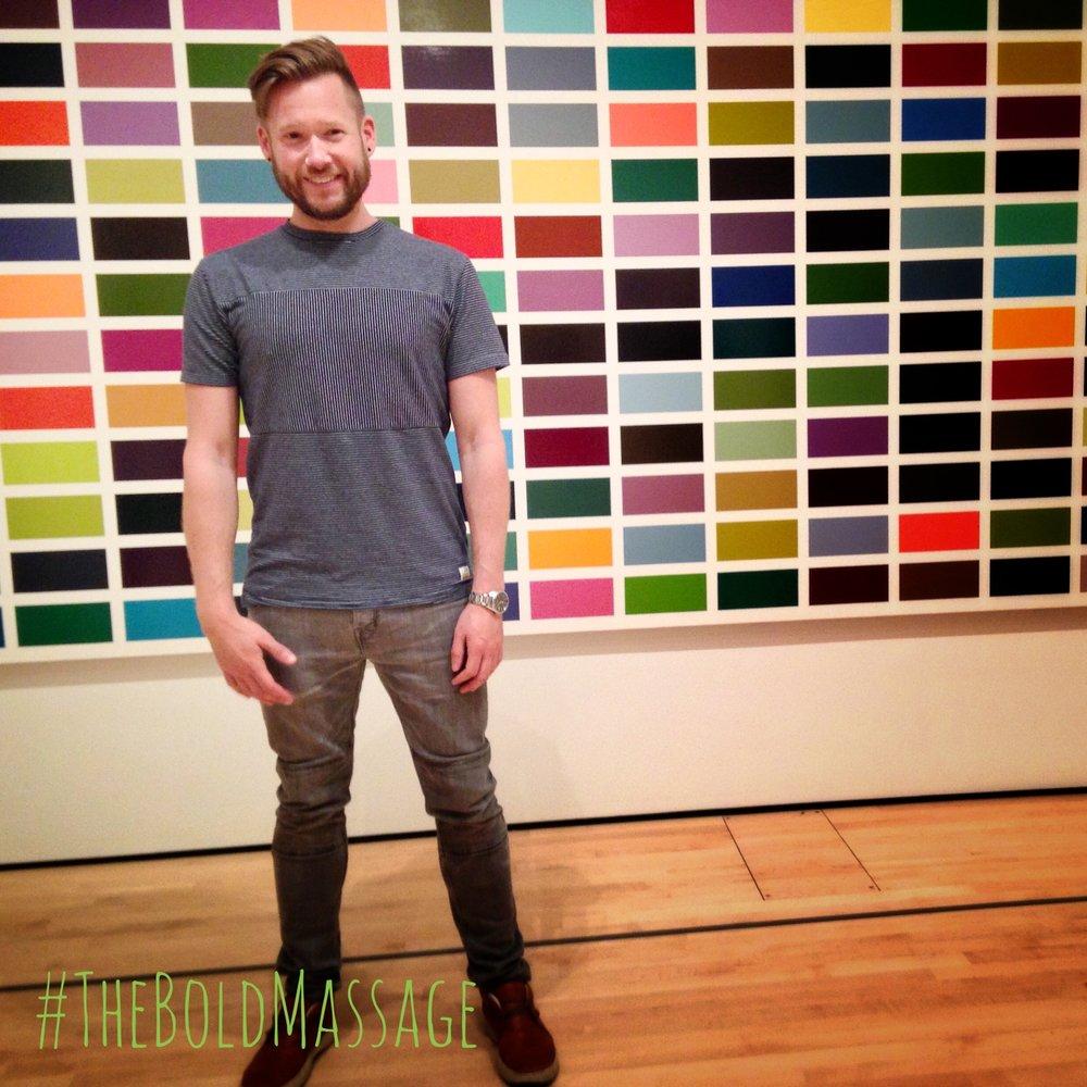 San Francisco Museum of Modern Art, San Francisco, California #sfmoma #TheBoldMassage