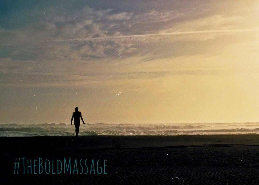 Gold Bluffs Beach, Prairie Creek Redwoods State Park, Orick, California #TheBoldMassage