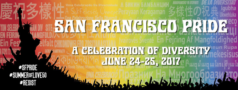 Jeff is donating complimentary therapeutic chair massage to our emcee queens, entertainers, speakers, VIPs, and event staff at San Francisco Pride's mainstage this weekend!