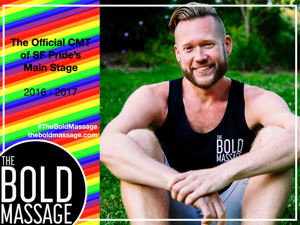 The Official CMT of SF Pride's Main Stage 2016 · 2017