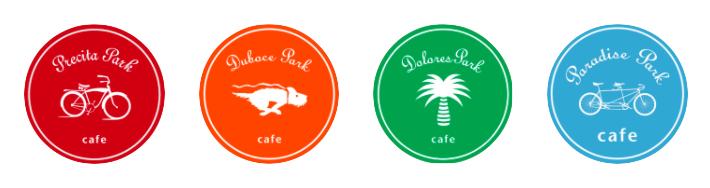 Park Cafe Life: Precita/Duboce/Dolores/Paradise
