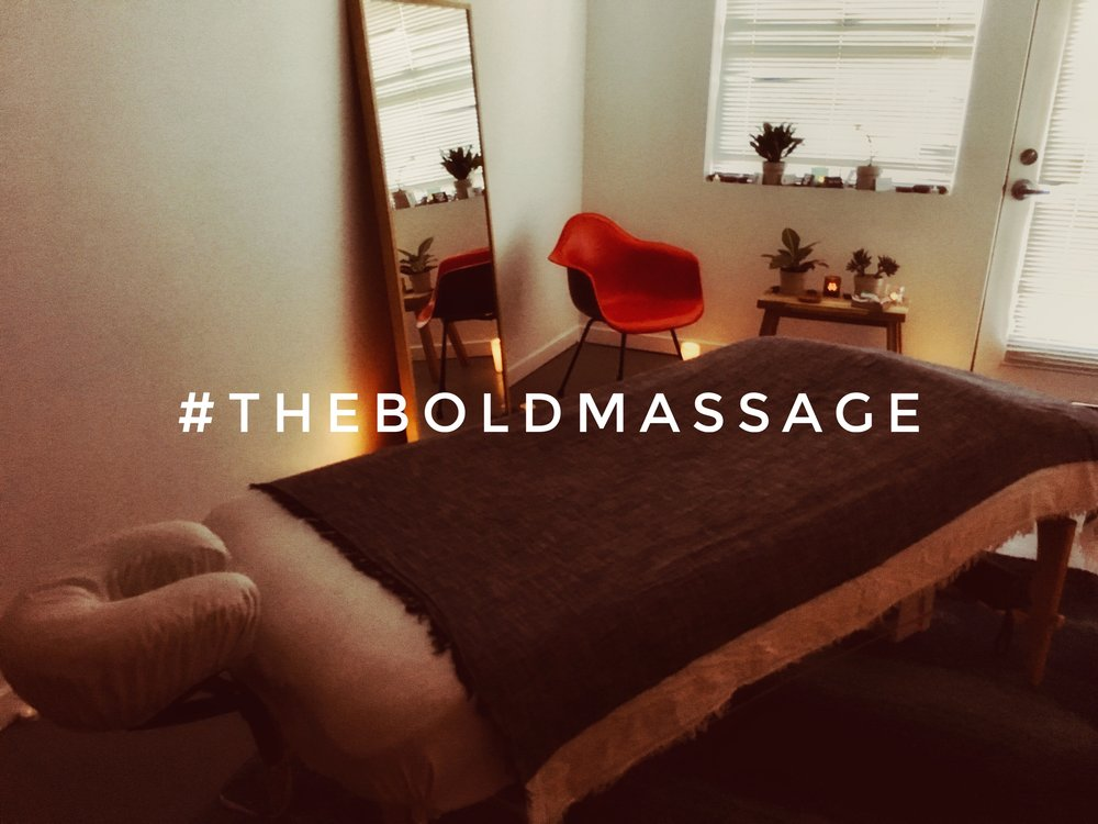 The Bold Massage, Mission District, San Francisco, California #TheBoldMassage