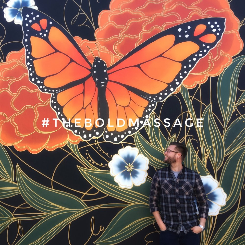 Metamorphosis & Migration: Days of the Dead at Oakland Museum of California  #TheBoldMassage #migrationisbeautiful #OMCA #getmore #givemore #massage #thanks