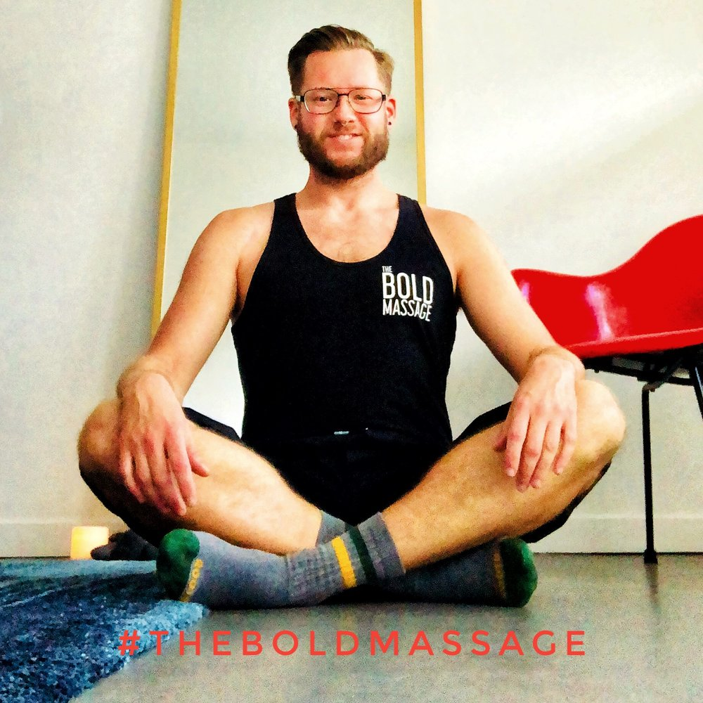 The Bold Massage, Mission District, San Francisco, California  #TheBoldMassage #shopsmall #getmore #givemore #massage #support