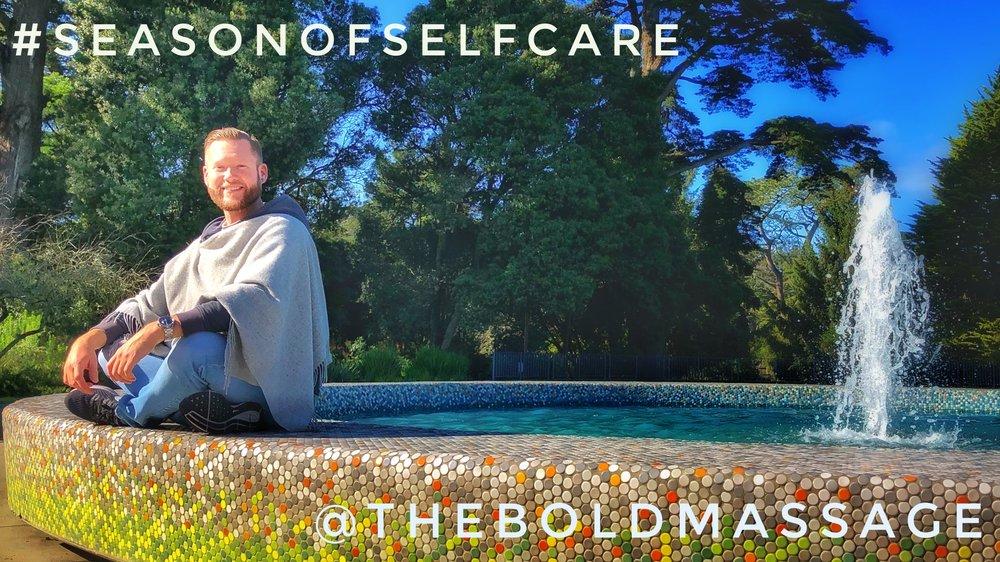 San Francisco Botanical Garden, Golden Gate Park, San Francisco, California  #TheBoldMassage #SeasonOfSelfCare #PayItForward #SFBotanicalGarden #FountainPlaza #MagnificentMagnolias #HappyNewYear2018 #NewYearNewYou