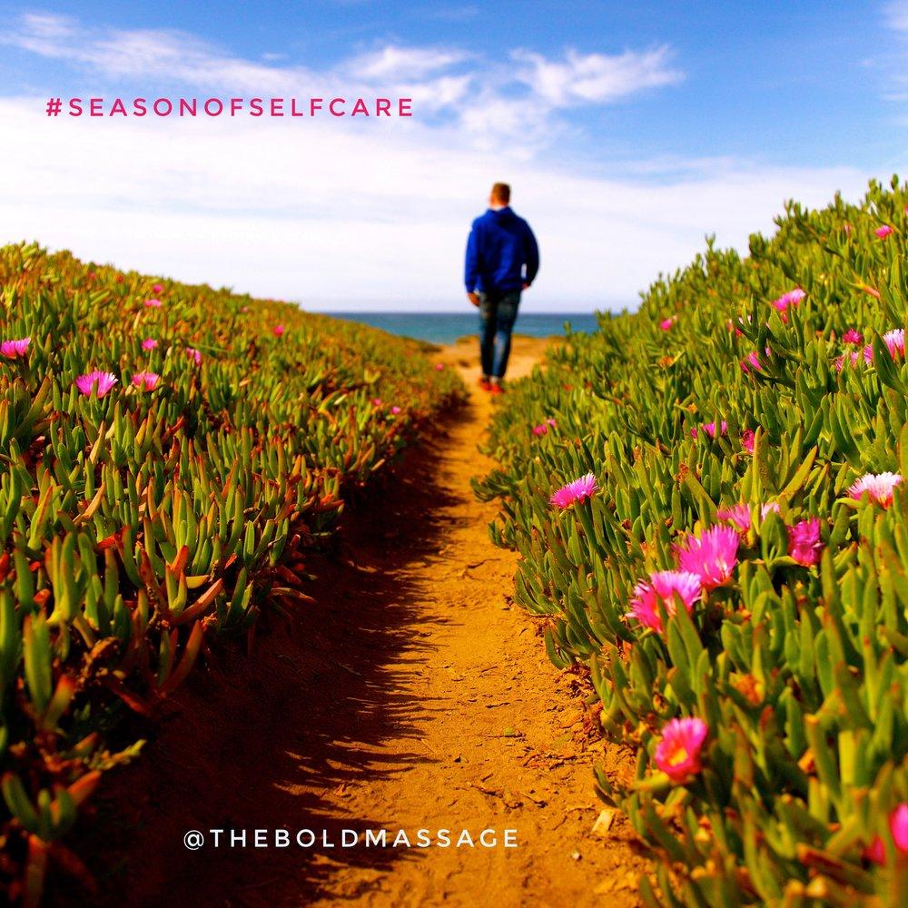 Jeff's first visit to Montara State Beach, San Mateo County, California #TheBoldMassage #SeasonOfSelfCare #PayItForward #TheBoldCommunity #HappyValentinesDay