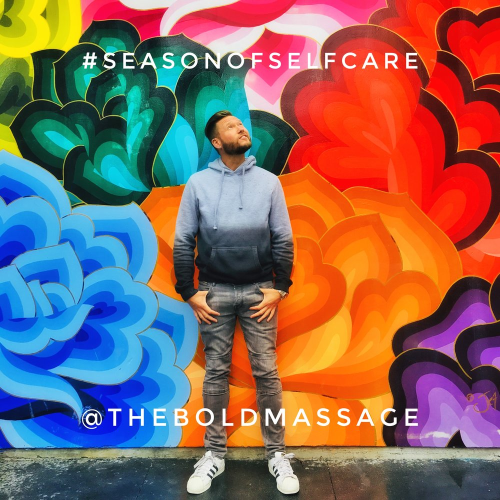 Mission District, San Francisco, California  #TheBoldMassage #SeasonOfSelfCare #PayItForward