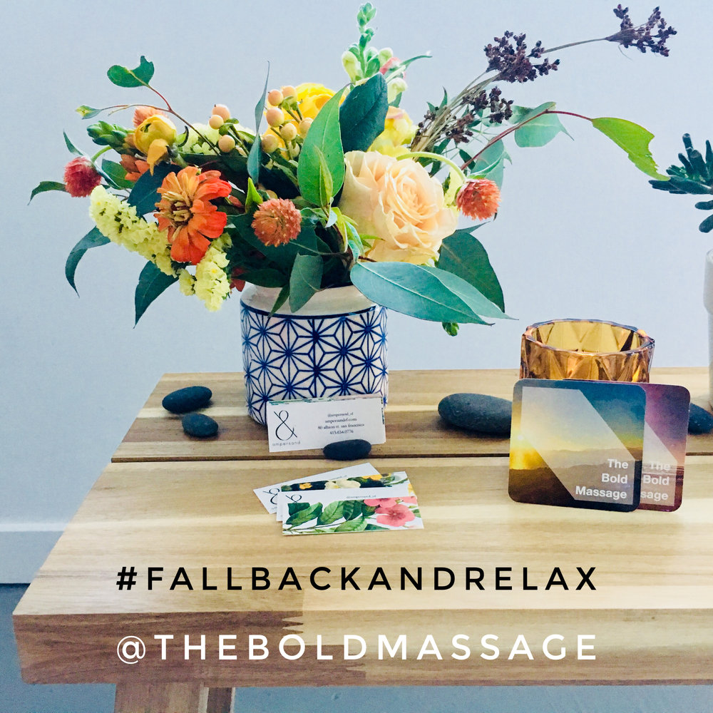Bouquet designed by Ampersand SF featured at The Bold Massage, Mission District, San Francisco, California #TheBoldMassage #FallBackAndRelax#ReferAFriend #NewClientSpecial#Packages#Memberships #NewMemberSpecial #Testimonials #WriteAReview #KeepInTouch #BookNow #GiftCards #eGiftCards #Thanksgiving #ShopSmall #SelfCare#GetMoreMassage#GiveMoreMassage #TheBoldCommunity #Ampersand_SF #MissionDistrict
