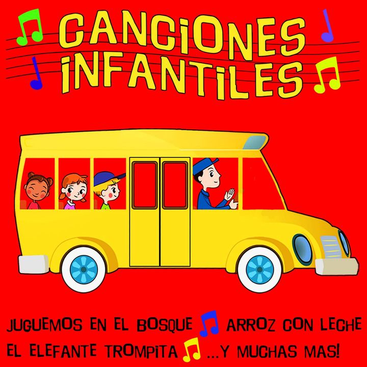 Canciones Infantiles Album Cover