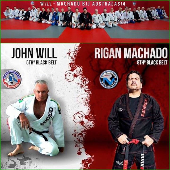 Hi Team,  John B Will is going to be in Canberra at ASD to conduct a seminar on Friday evening 20th of May. John will be covering the leg lock game. For those that are blue belt I urge you to try and fit in to your schedule and get some more awareness on the leg lock systems.  I will be heading over so we can car pool. let me know if your interested.     Craig