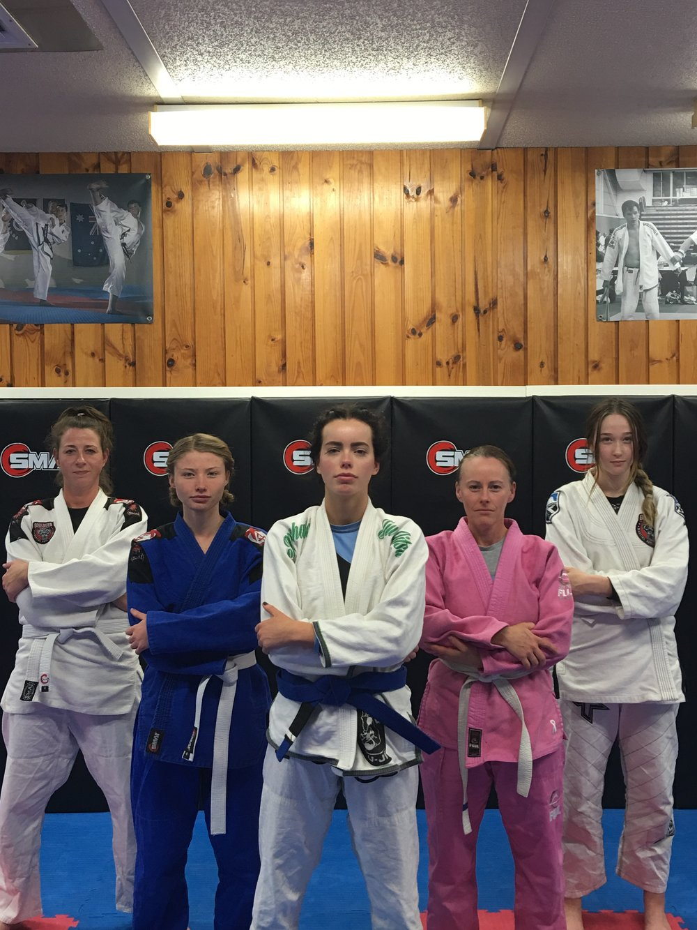 Jits & Giggles Womens only BJJ Program