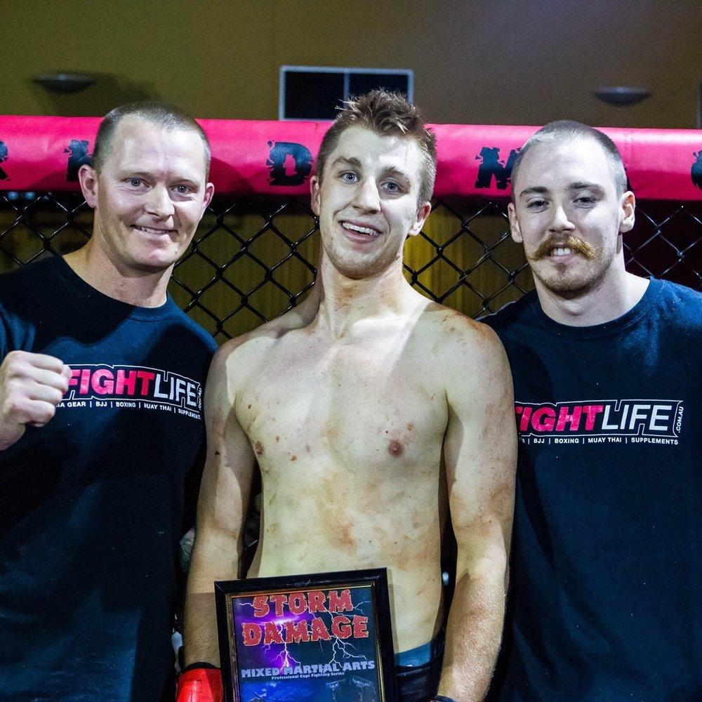 MMA Coaching