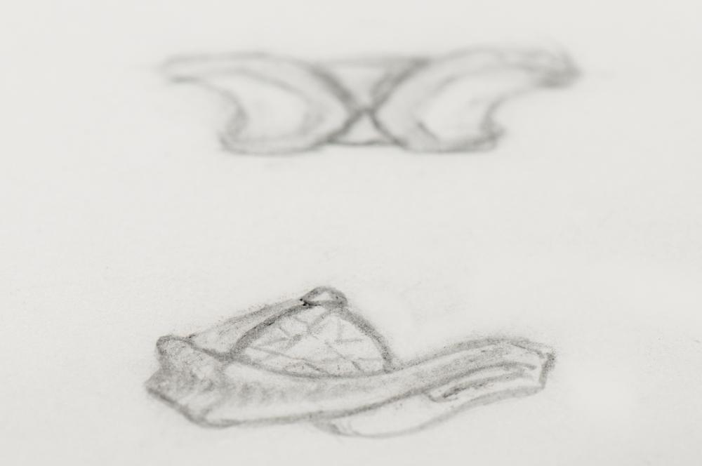 1) Sketch Design