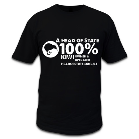 Mens Blacks Tee - NZD$30.00