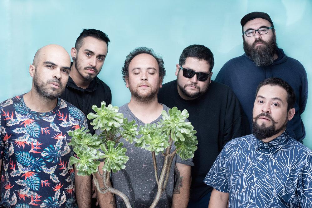 COCHEBOMBA - Chilean Dub Dreampop Shoegaze band joins Ponk Records